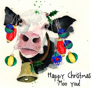 Happy Christmas Moo you!
