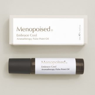 Menopoised Aromatherapy Embrace Cool Pulse Point Oil