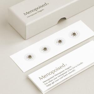 Menopoised Menopause Magnet