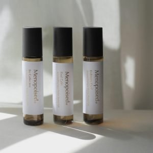 Menopoised Aromatherapy Pulse Point Oil Set