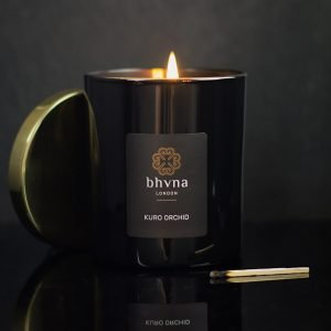 Kuro Orchid Candle