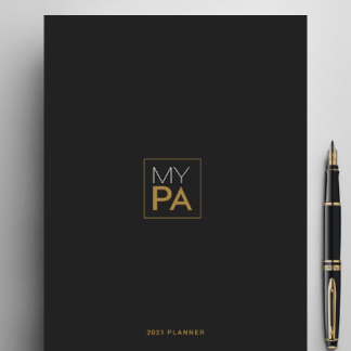 MY PA 2021 Business Planner