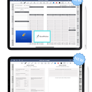 Digital 2021 Life Planner for iPad & Tablets