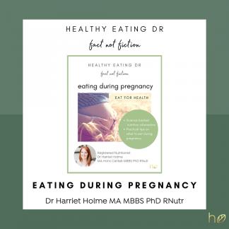 Eating During Pregnancy eBook: pregnancy nutrition – how to master healthy eating during pregnancy