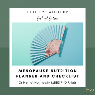 Get your FREE best foods for the menopause and perimenopause nutrient checklist now