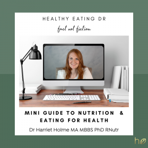 Mini guide to nutrition and eating for health