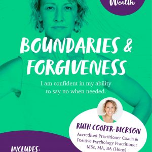 Boundaries & Forgiveness