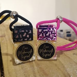 The Inspired Collection Car Diffusers 7.5ml