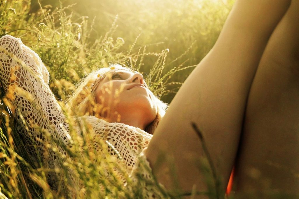 Daydreaming is a good example of rest