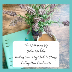 The Write Way Up – Online Writing Workshop